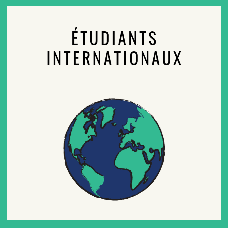Etudiants internationaux