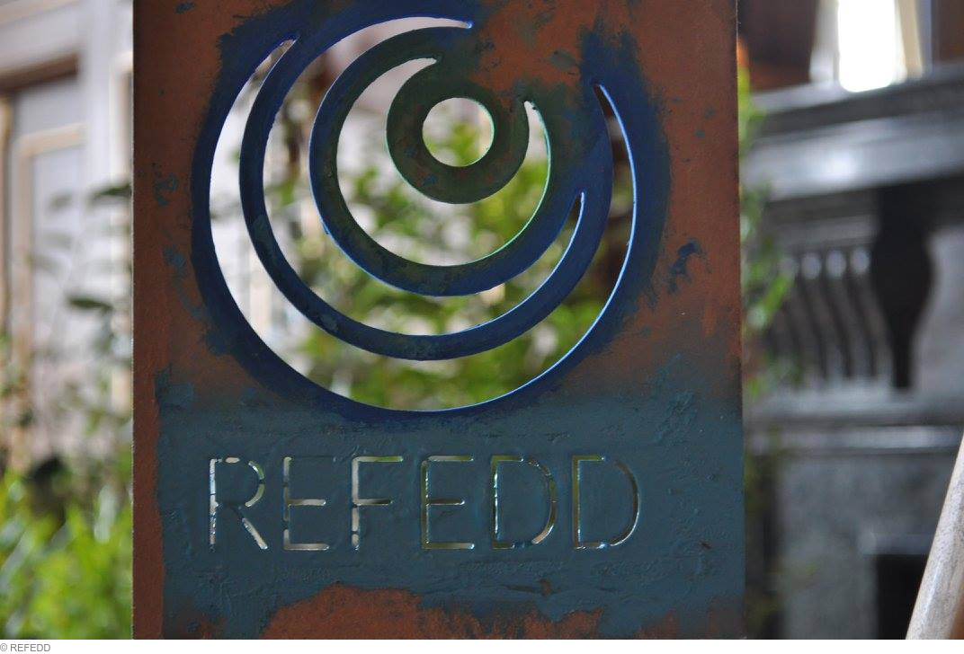 REFEDD - Logo pochoir